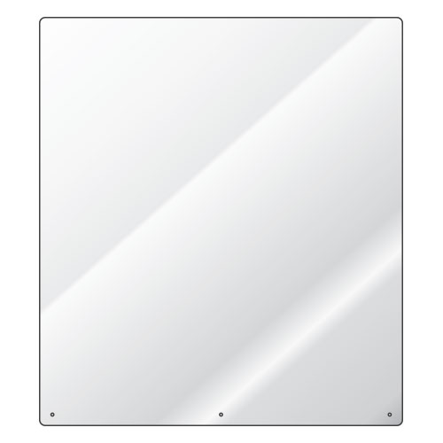 Acrylic Sneeze Guard & Cashier Protective Panel